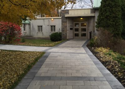 Driveways & Entrances